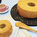 Royal Milk Tea Chiffon Cake, Soft Fluffy Sponge