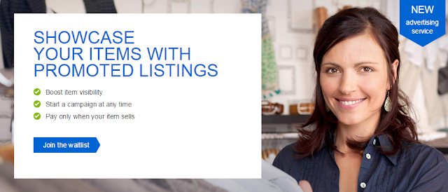 Promoted Listing Ads