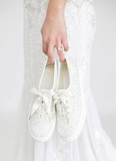 Ivory White Bridal Converse Sneakers  0f2d55b49261