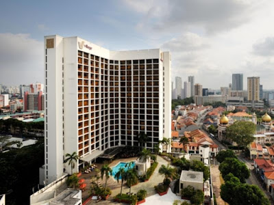 Cheap Hotel: Village Hotel Bugis by Far East Hospitality