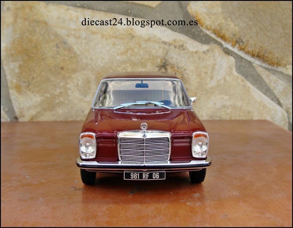 1 24 miniaturas mercedes benz w155 200d 1968 entrega 33 auto vintage de luxe 1 24. Black Bedroom Furniture Sets. Home Design Ideas