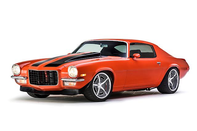 1972 Chevrolet Camaro - #Chevrolet #Camaro #classiccar #musclecar