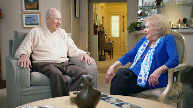 Carl Reiner and Betty White, If You're Not in the Obit, Eat Breakfast (2017)