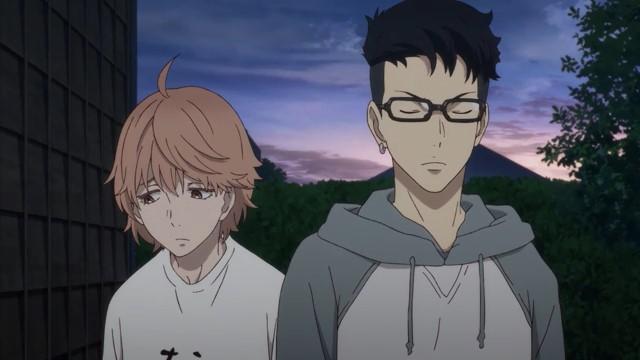 Kaze ga Tsuyoku Fuiteiru: Temporada 1 Episódio 6