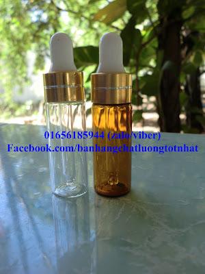 Chai serum bóp giọt 5ml