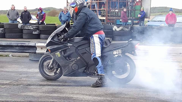 Mercenary Garage - Drag Racing, Bishopscourt