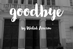 التدوينات الموسيقية: الوداع goodbye
