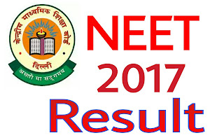 NEET 2017 Result Cut Off