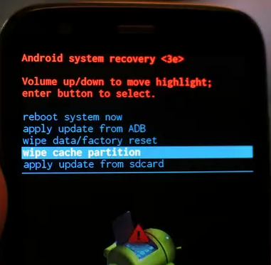 Cara Reset Ulang Android melalui Recovery Mode