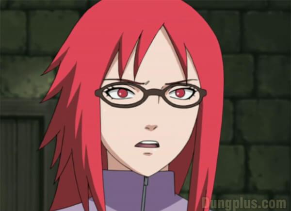 +69 Hình ảnh đẹp của nhân vật tóc đỏ Uzumaki Karin trong Naruto
