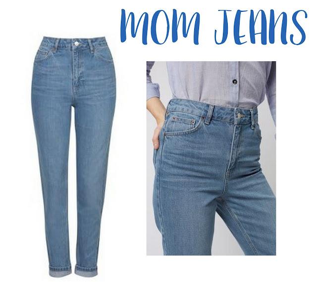 Jeans da mamãe