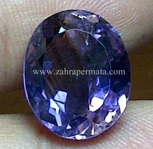 Batu Permata Amethyst Quartz - ZP 570