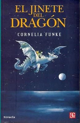 """Libros de Fantasía para niños: """"El jinete del dragón"""", de Cornelia Funke"""