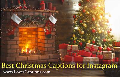 Christmas Captions for Instagram - Instagram Captions for Christmas