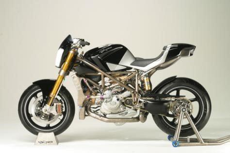 gambar ncr macchia nera concept motor honda termahal dunia