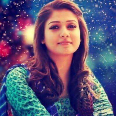 Nayanthara - south indian actress name list with photo