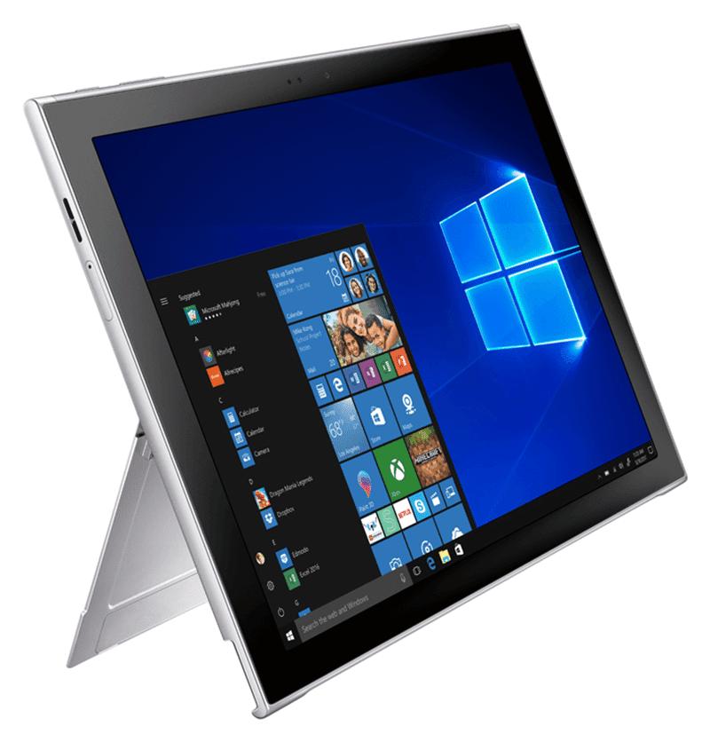 It has a 12-inch Super AMOLED FHD+ display