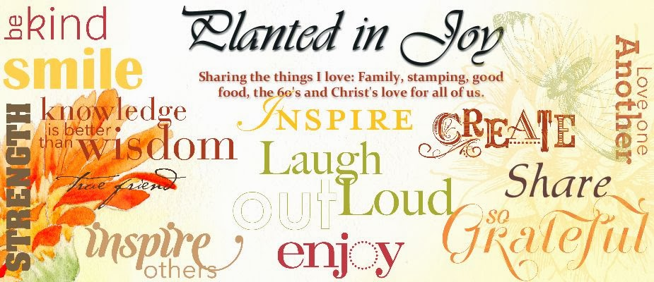Planted In Joy