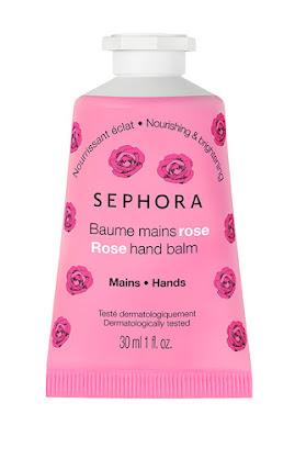sephora - balsamo mani idratante rosa