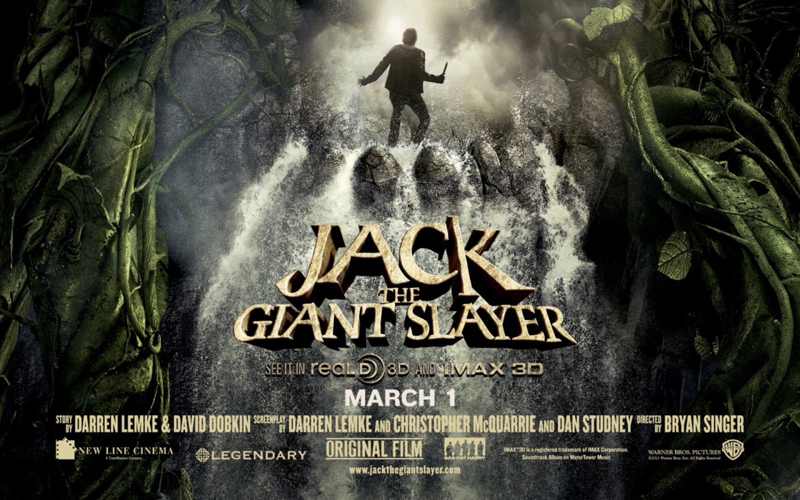 Adhariview Movie Review Jack The Giant Slayer 2013
