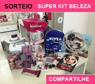 b26df22c0f8d Sorteio - Kit de Beleza contendo 50 Produtos | Receba em sua casa!
