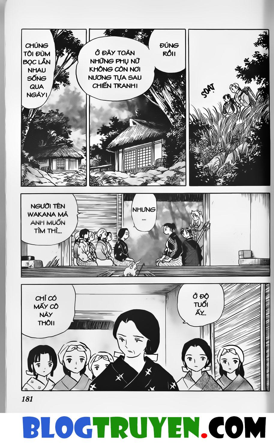 Inuyasha vol 29.10 trang 14