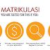 Borang Permohonan Matrikulasi Online Malaysia 2018-2019