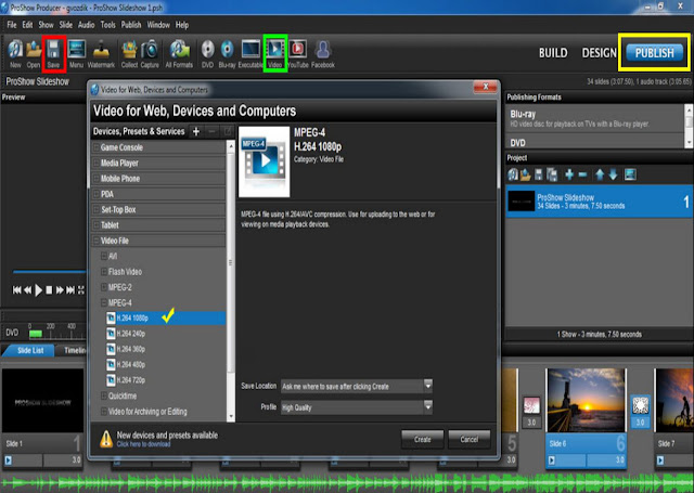 Proshow Producer 9.0 Portable Edit Video