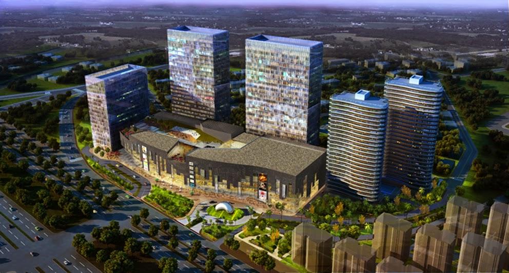 Tổng quan dự án trung tâm thương mại SCViVoCity
