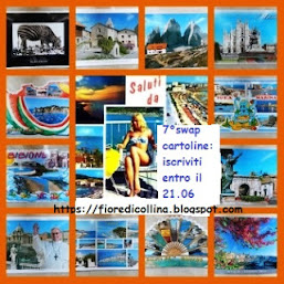 7° Swap Cartoline by Fiore