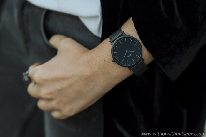donde comprar relojes Cluse con descuento codigo