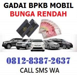 Pinjaman jaminan bpkb mobil di bfi