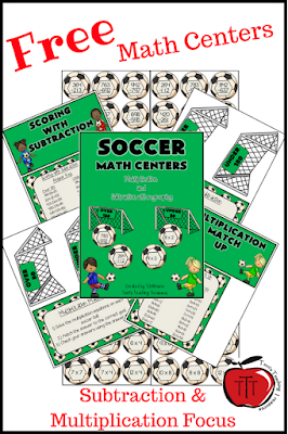 https://www.teacherspayteachers.com/Product/Soccer-Math-Centers-Multiplication-and-Subtraction-2389060