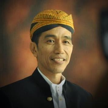 Biografi Presiden Joko Widodo