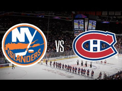 NHL : Canadiens Welcome Islanders on Thursday
