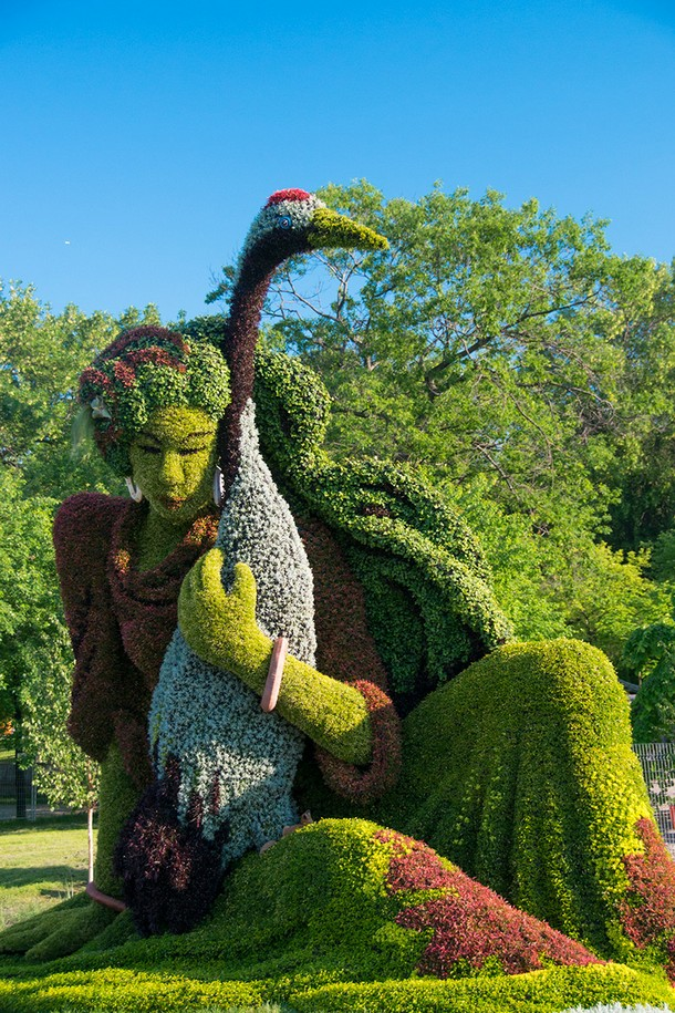 Amazing Plant Sculptures