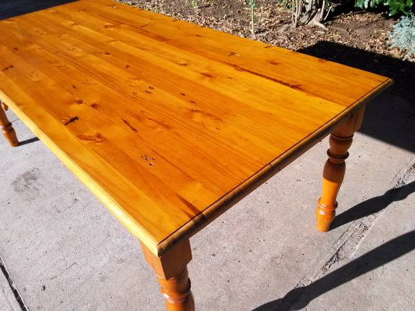 Craigslist Okc Garage Sales >> Craigslist: Large Farm Table — Small Farm Price (OKC ) | Craigslist Garage Sales - Oklahoma City