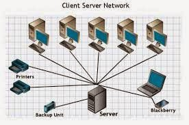 Fungsi Jaringan Peer To Peer dan Client Server