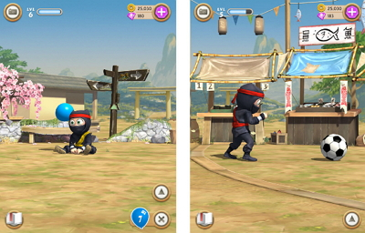 Clumsy Ninja MOD APK Unlimited Money