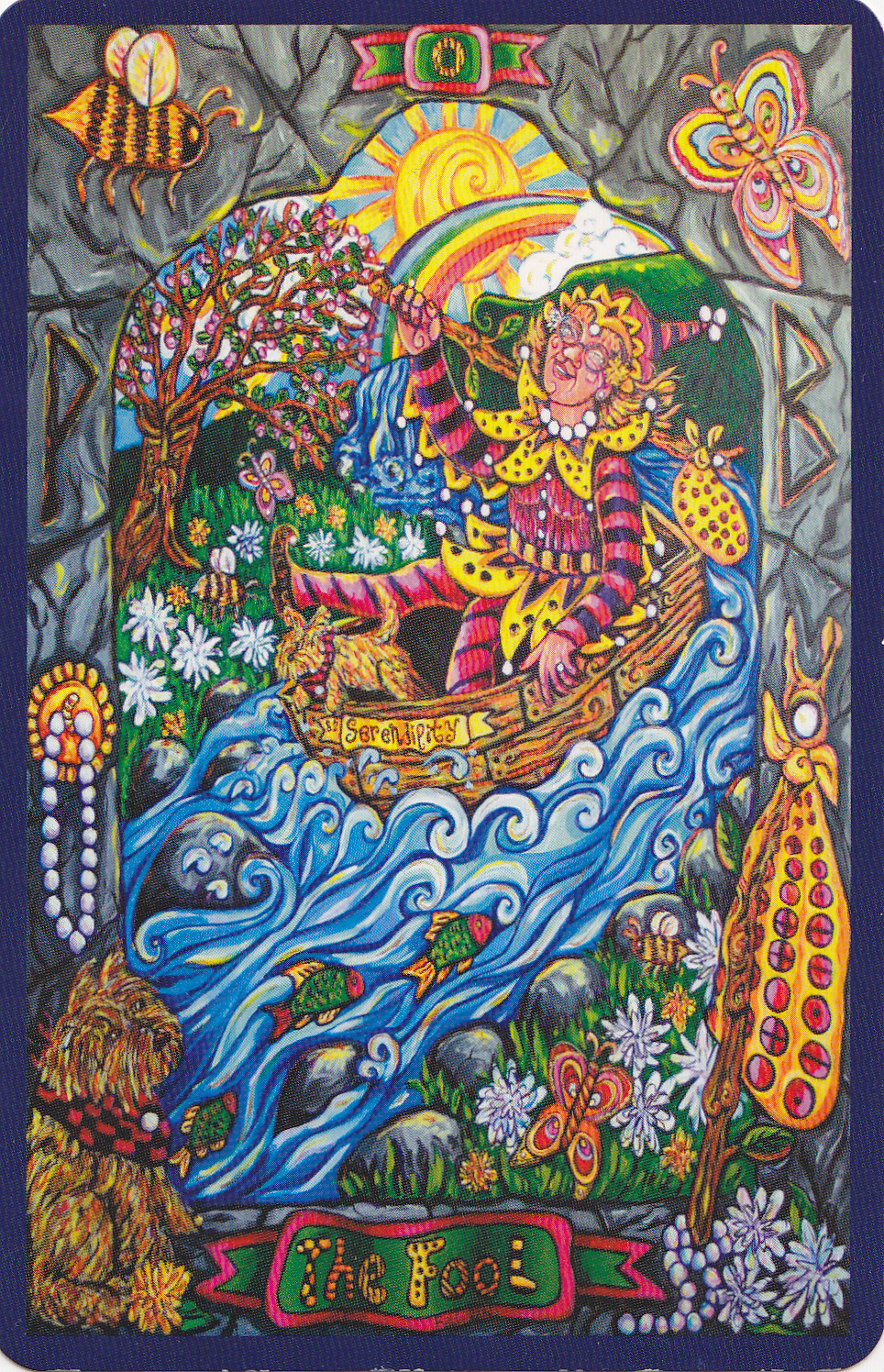 Rowan Tarot December 2012: Rowan Tarot: Messing About In Boats