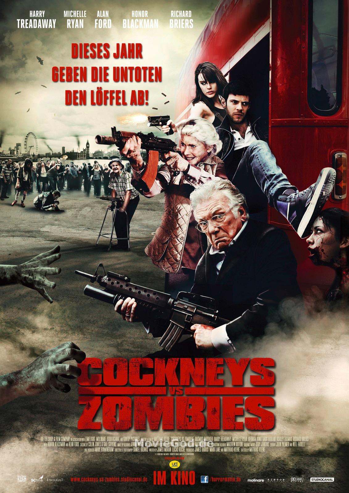 COCKNEYS VS ZOMBIES แก่เก๋า ปะทะ ซอมบี้