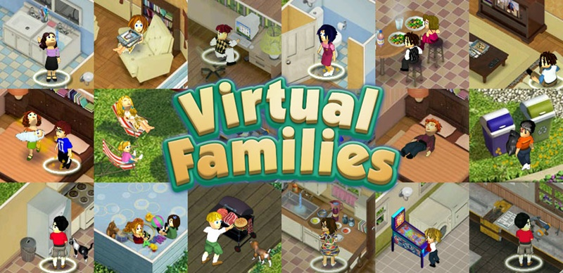 Virtual Families Download Free Online Game