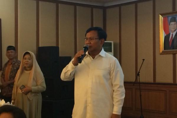 Prabowo: Rupiah Melemah Tanda Ekonomi Kita Lemah