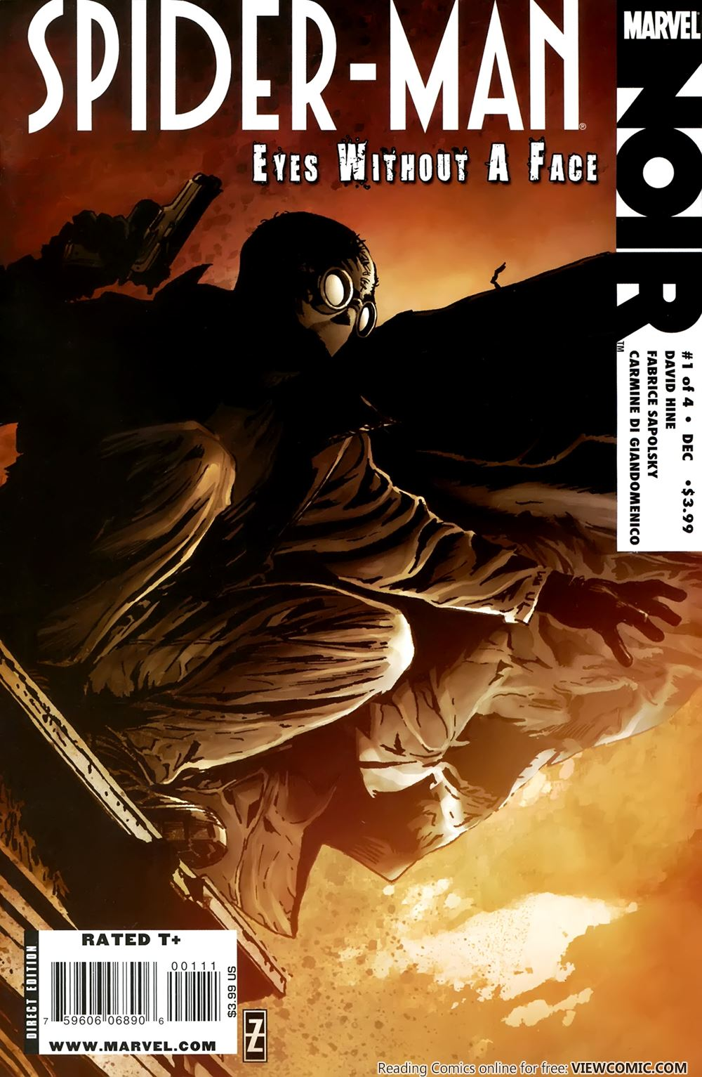 spider-man noir – eyes without a face 01 | reading comics online for