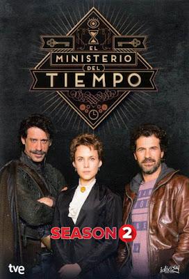El Ministerio Del Tiempo (TV Series) S02 DVD R2 PAL Spanish
