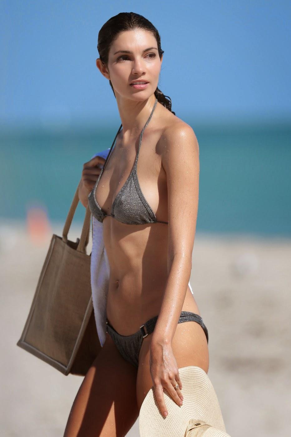 nude model Teresa moore