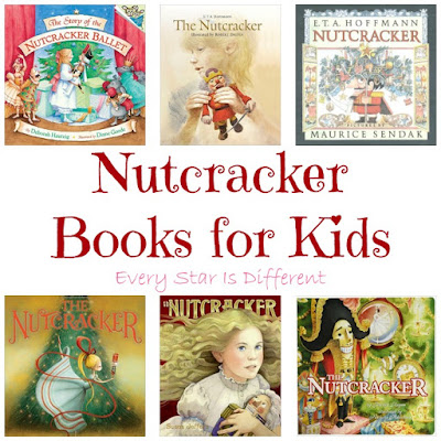 Nutcracker books
