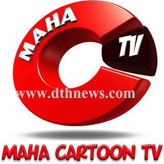 Maha Cartoon TV added on DD Freedish at Channel No.52