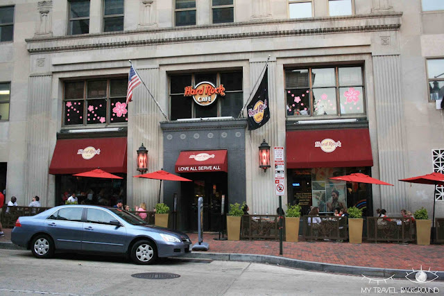 My Travel Background : 12 lieux à visiter à Washington D.C. - Hard Rock Cafe