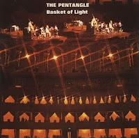 Pentangle Basket Of Light